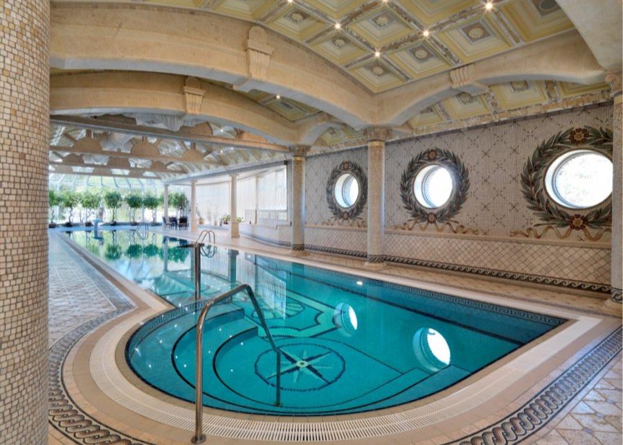 Бассейн под крышей. Как обустроить персональный домашний курорт (галерея 3, фото 0)