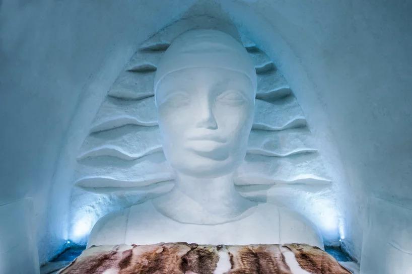 В Швеции открылся ледяной отель (галерея 6, фото 1)