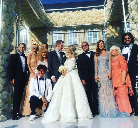 Свадьба преснякова никиты младшего видео танец