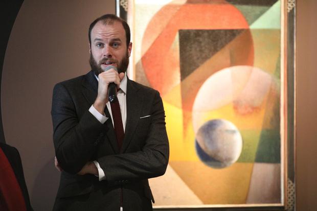 С 14:00 до 17:00: разговор с главой аукциона русской живописи Sotheby's Рето Барметтлером (фото 4)