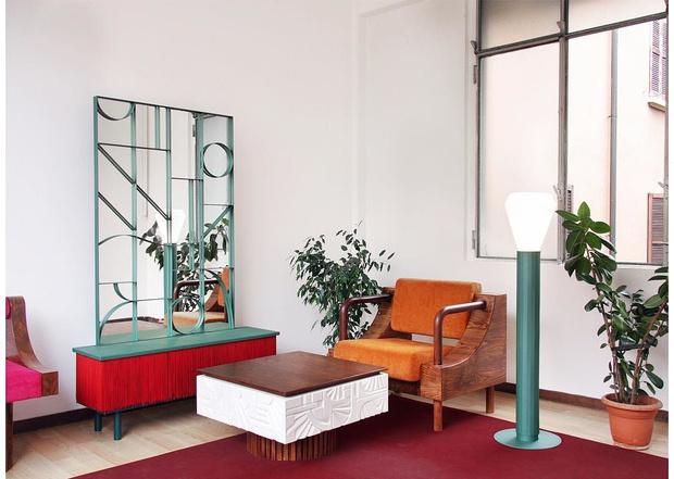 Культурный обмен: русский дизайн в Милане (фото 30)