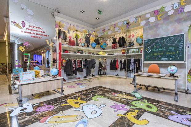 Детские праздники в ГУМе и в «Весне» в честь начала учебного года