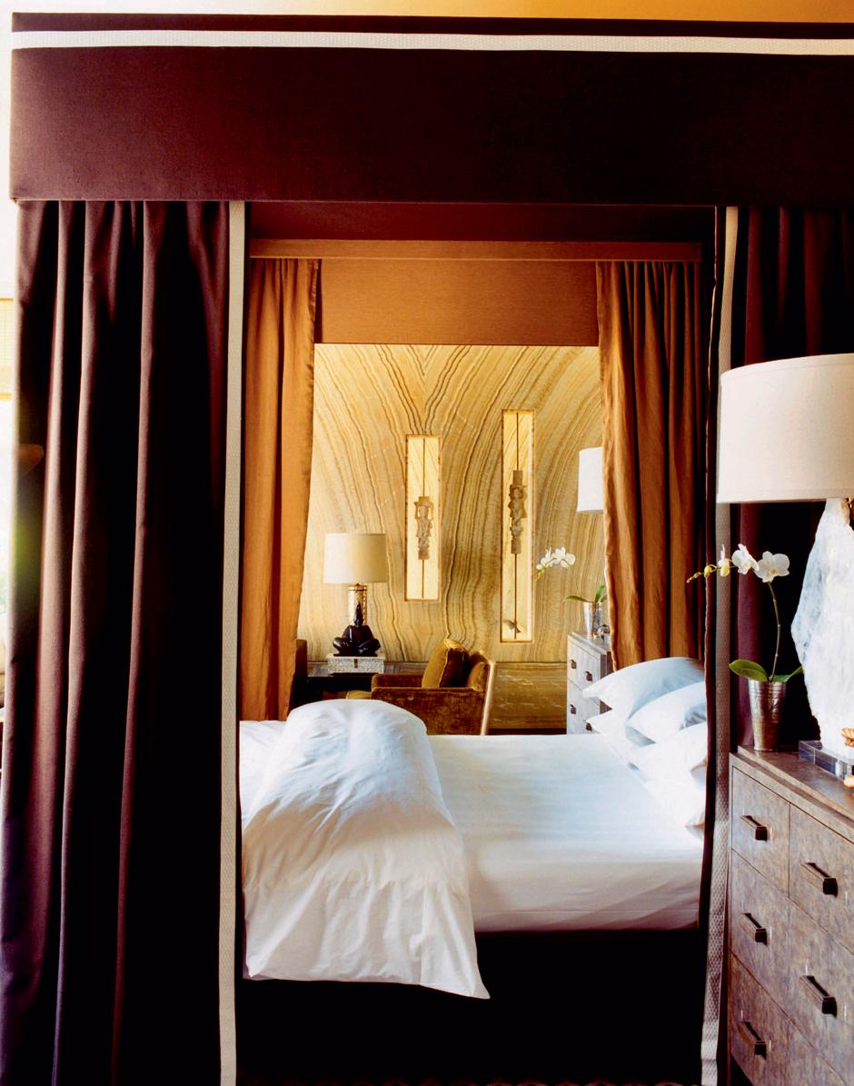 Кровать с балдахином: 10+ интерьеров (галерея 0, фото 5)