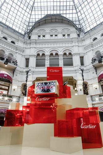 Must see: выставка Cartier в ГУМе (фото 5.1)