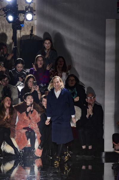 Показ Prada состоялся в Милане (галерея 1, фото 47)