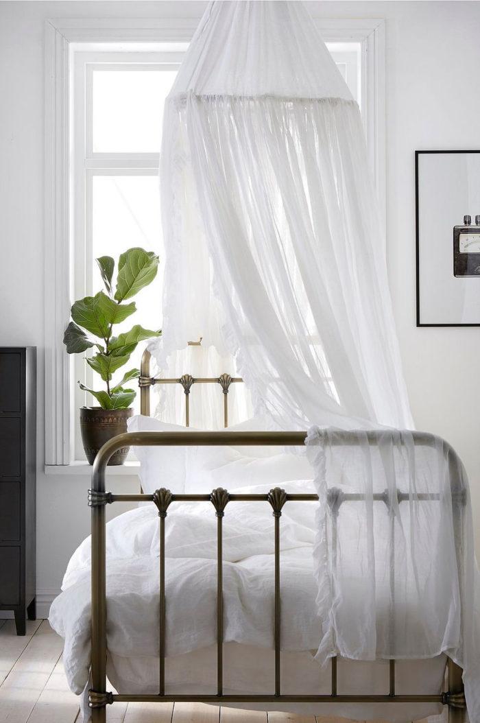 Летнее настроение в спальне: 10 лайфхаков (фото 22)