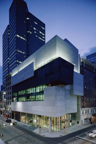 Проснулся знаменитым: первые проектызвезд архитектуры   галерея [1] фото [9]
