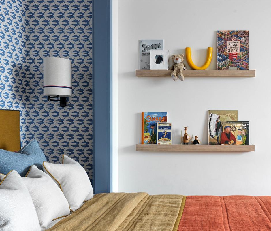 Комната подростка: 20 ярких примеров (галерея 1, фото 0)