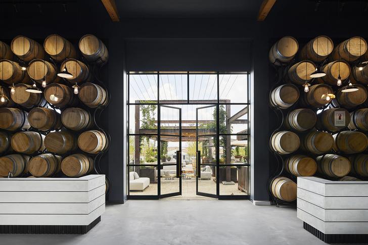 Винодельня по проекту Humbert & Poyet в Провансе (фото 21)