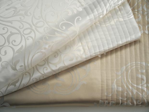 На сон грядущий: текстиль Frette для спальни (фото 4)