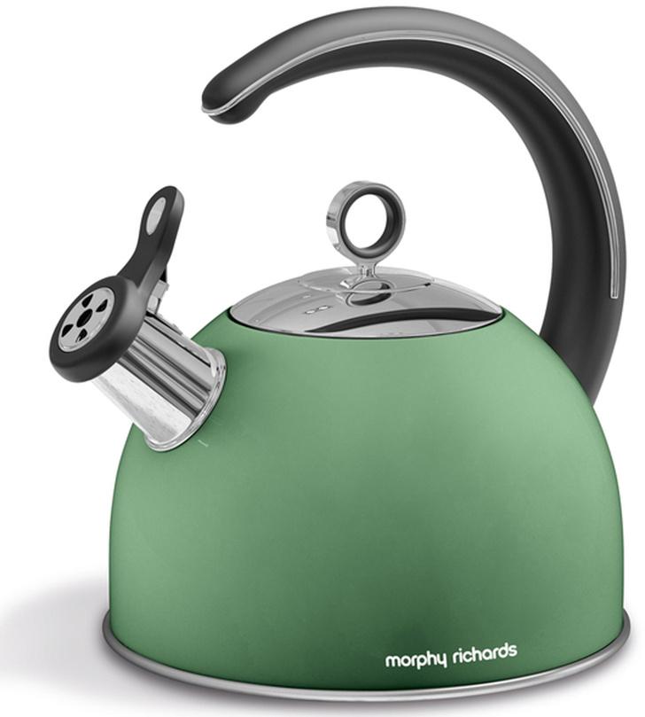 Чайник «со свистком»: неэлектрические чайники для стильной кухни (фото 13)