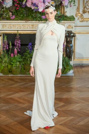 Показ Alexis Mabille коллекции сезона Осень-зима 2013-2014 года Haute couture - www.elle.ru - Подиум - фото 556520