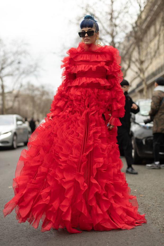 От Наоми Кэмпбелл до Оливии Палермо: самые красивые гости шоу Valentino (фото 3)