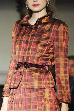Показ Caroline Charles коллекции сезона Осень-зима 2012-2013 года prêt-à-porter - www.elle.ru - Подиум - фото 351061