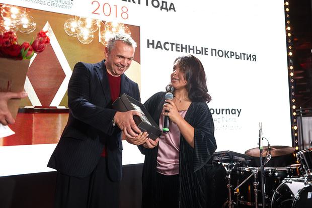 ELLE DECORATION провел V церемонию Премии «Выбор года» (фото 14)