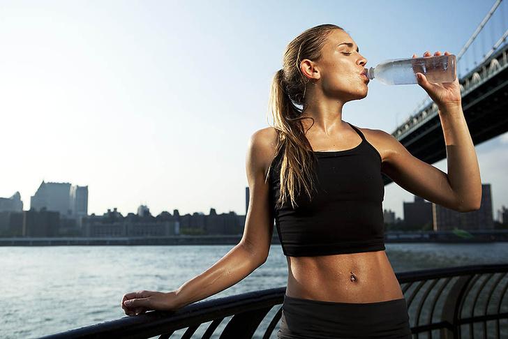 В режиме ускорения: напитки для плоского живота (фото 1)
