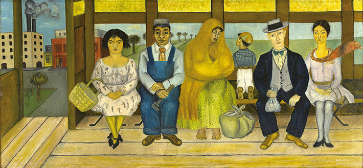 Открылась выставка Фриды Кало | галерея [1] фото [3]