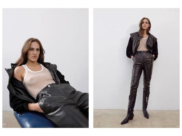 Кожаные брюки: какие купить и с чем носить (фото 3)