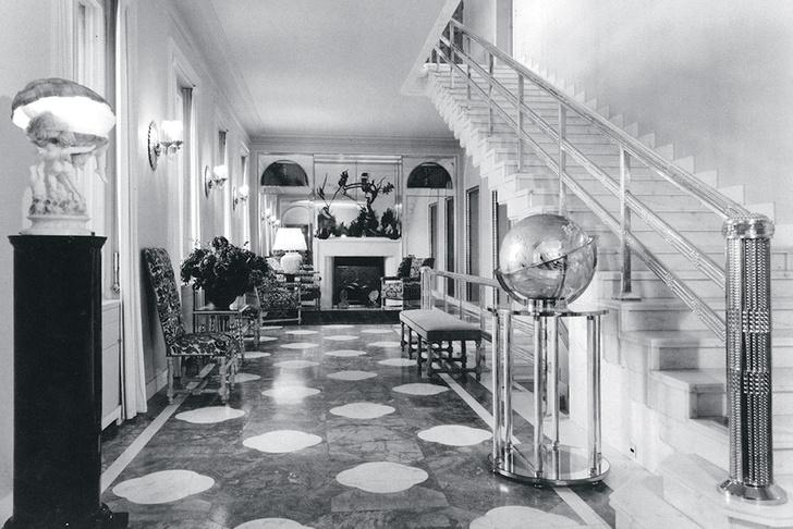 История дизайна: великий интерьерный дом Maison Jansen фото [10]