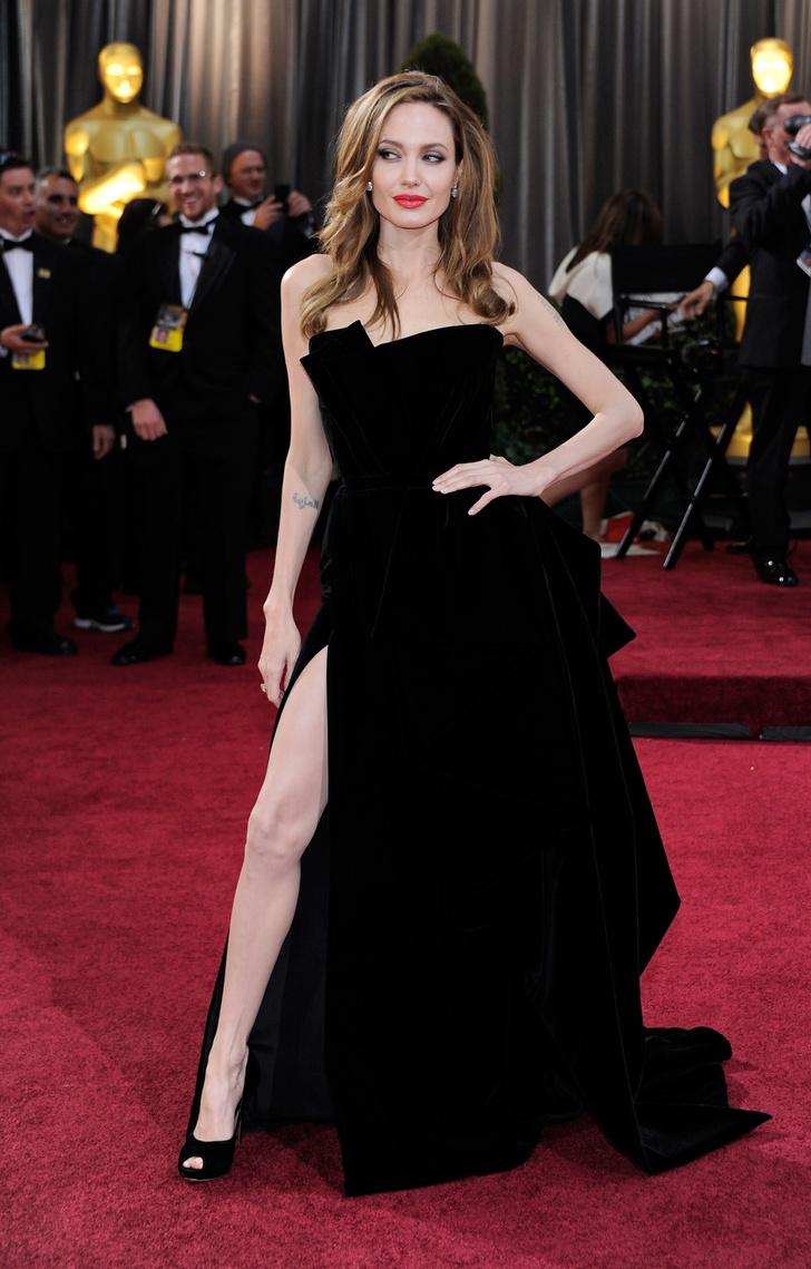 Анджелина Джоли (2012 год)