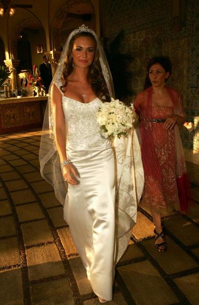 Ванесса Хейден в платье Reem Acra