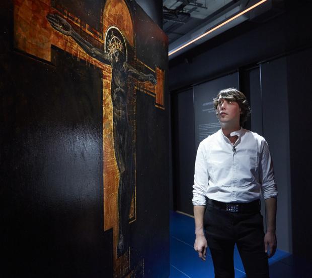 «Возвращение к шедевру»: первая персональная выставка Александра Купаляна в VS unio (фото 1)