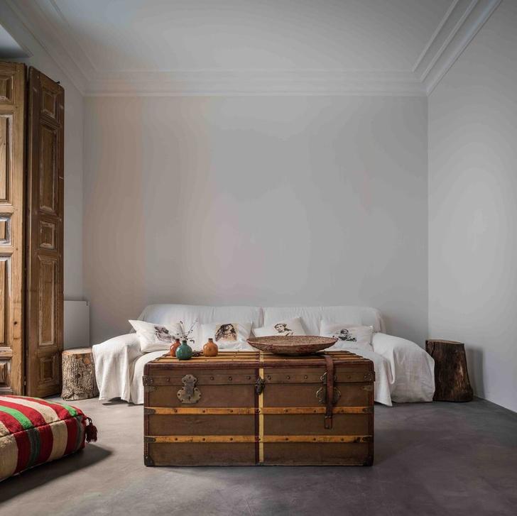 Новая жизнь старого дома в Мадриде (фото 2)