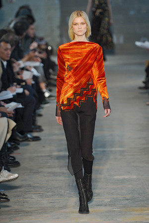 Показы мод Proenza Schouler Осень-зима 2011-2012 | Подиум на ELLE - Подиум - фото 2335