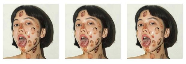 Татуировки на лице — почему их делают женщины и при чем здесь селфи (фото 13)