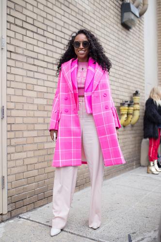 Что носят на Неделе моды в Нью-Йорке: 12 стритстайл-трендов (фото 18.1)