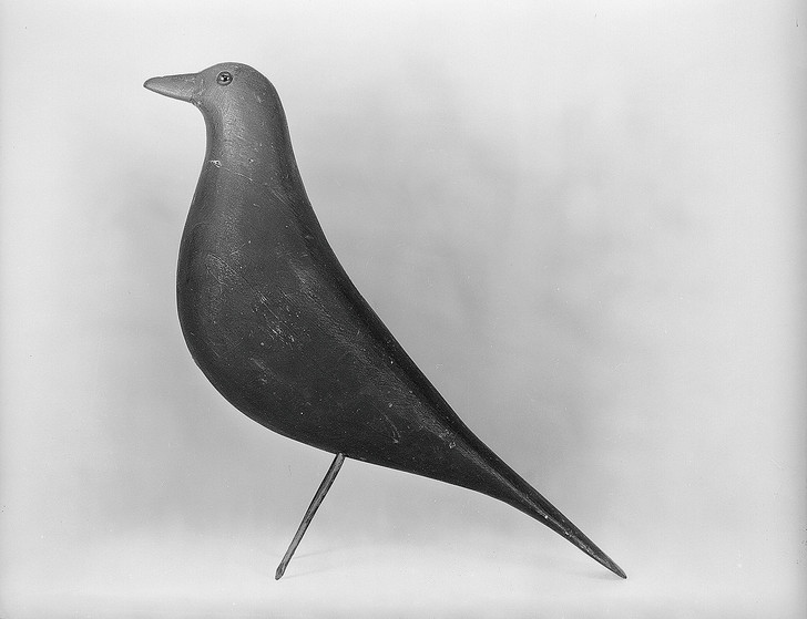 Культовый объект: Eames House Bird (фото 0)