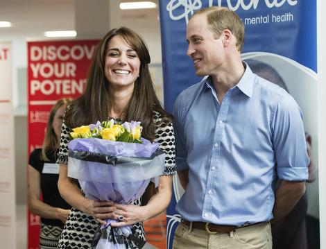 История любви Кейт Миддлтон и принца Уильяма в фотографиях | галерея [1] фото [2]