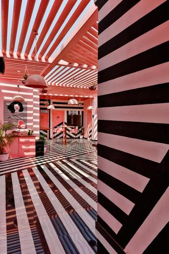 The Pink Zebra: ресторан в эстетике фильмов Уэса Андерсона (фото 5.1)