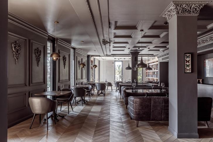"""Ресторан """"Nabokov"""" открылся в историческом месте в Сочи (фото 14)"""