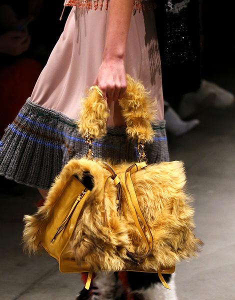 Итоги Недель моды: лучшие сумки | галерея [4] фото [3]