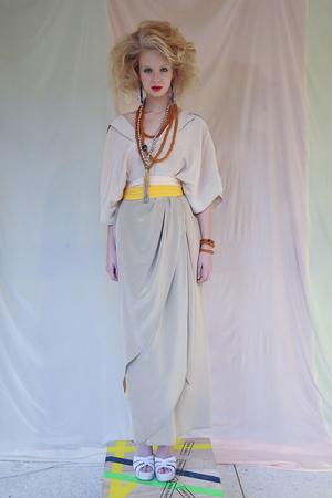 Показы мод Chris Benz Весна-лето 2012 | Подиум на ELLE - Подиум - фото 2026