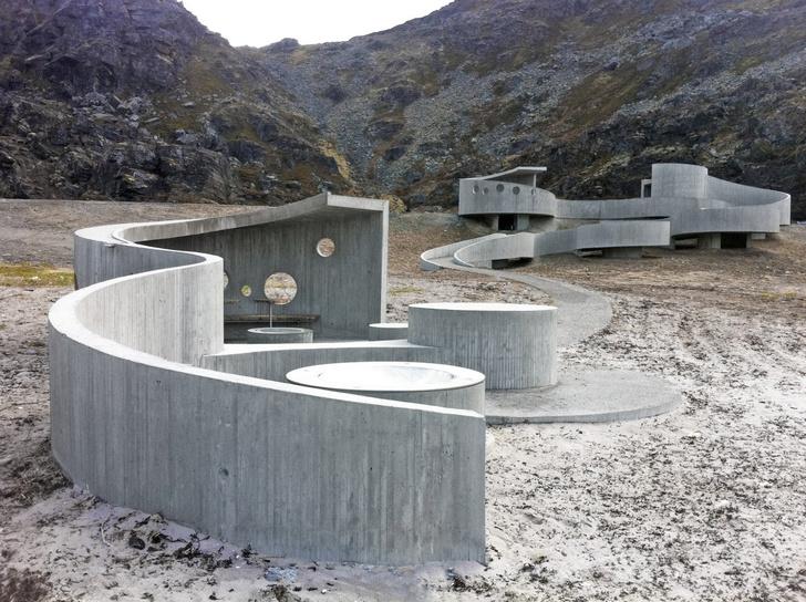 Топ-10: здания из бетона (фото 22)