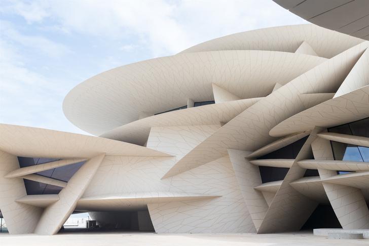 Музей в Катаре по проекту Жана Нувеля (фото 0)