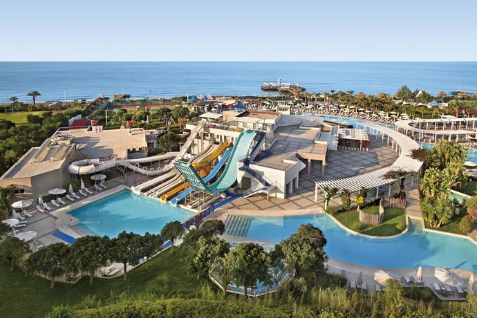 отель Ela Quality Resort в Белеке