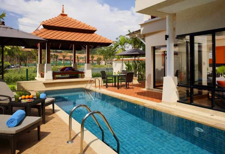 Таиланд, Пхукет, отель Angsana Laguna Phuket