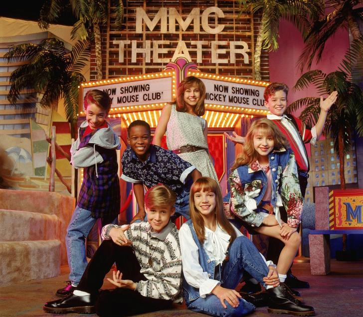 Клуб Микки-Маус фото
