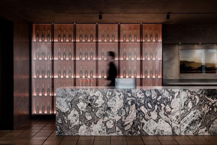Винный бар Moët & Chandon в Австралии (фото 8)