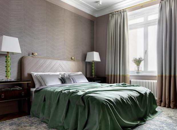 Интерьер с обложки: квартира в московской высотке 71 м² (фото 13)