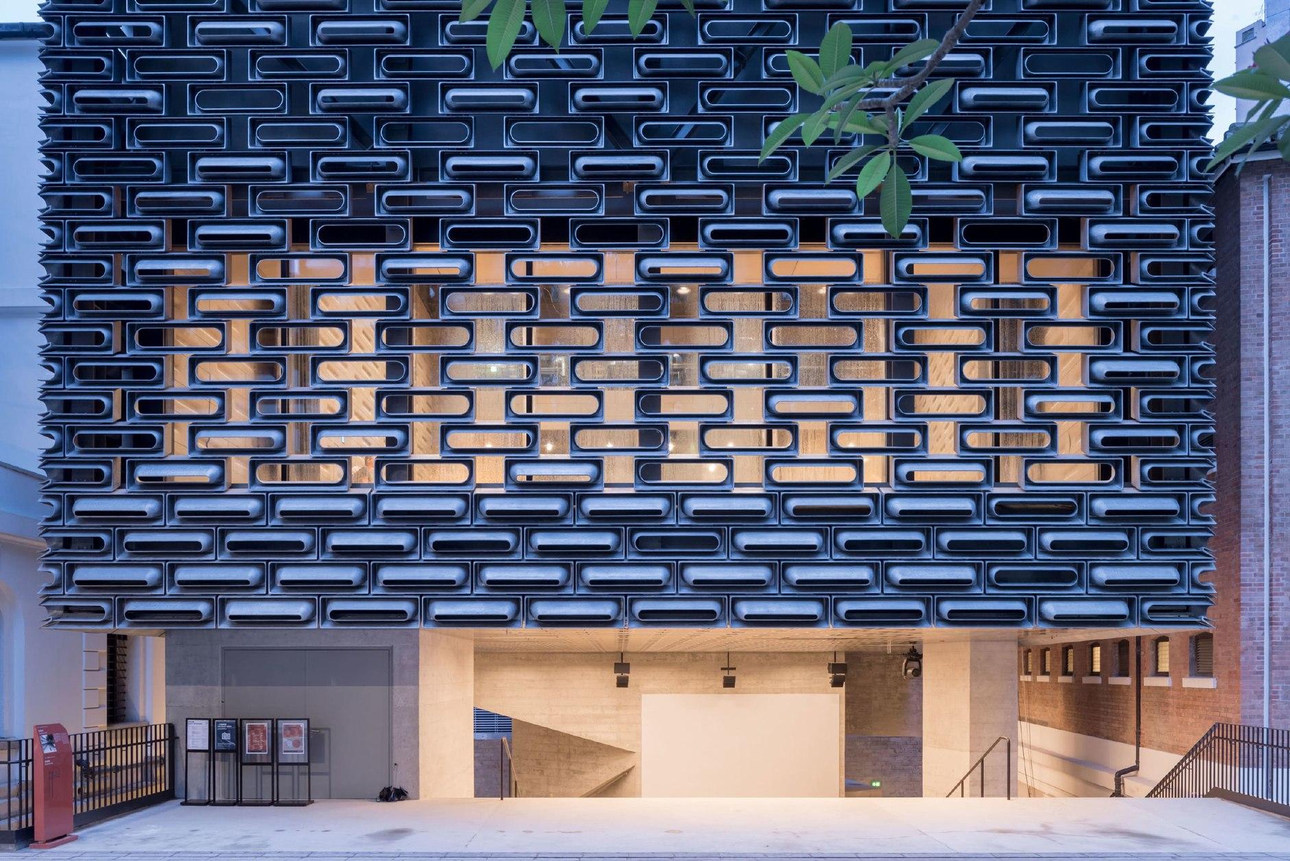 Арт-центр в Гонконге от Herzog & de Meuron (галерея 12, фото 0)