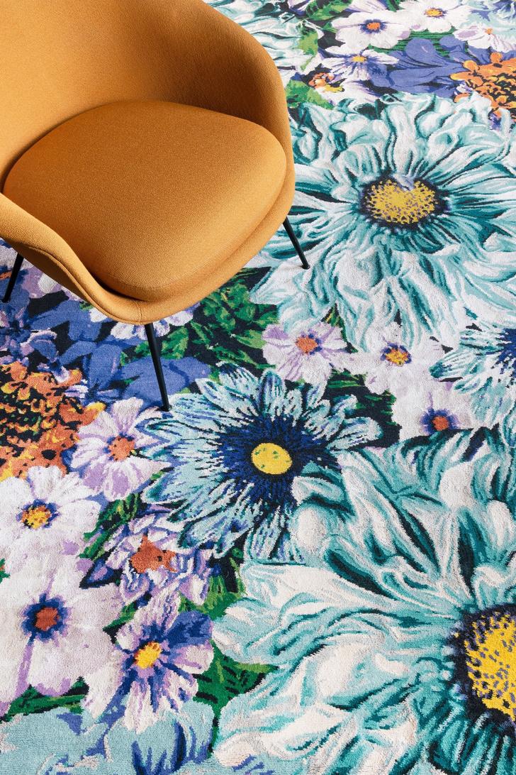 Коллекция ковров Мэри Катранзу и The Rug Company (фото 0)