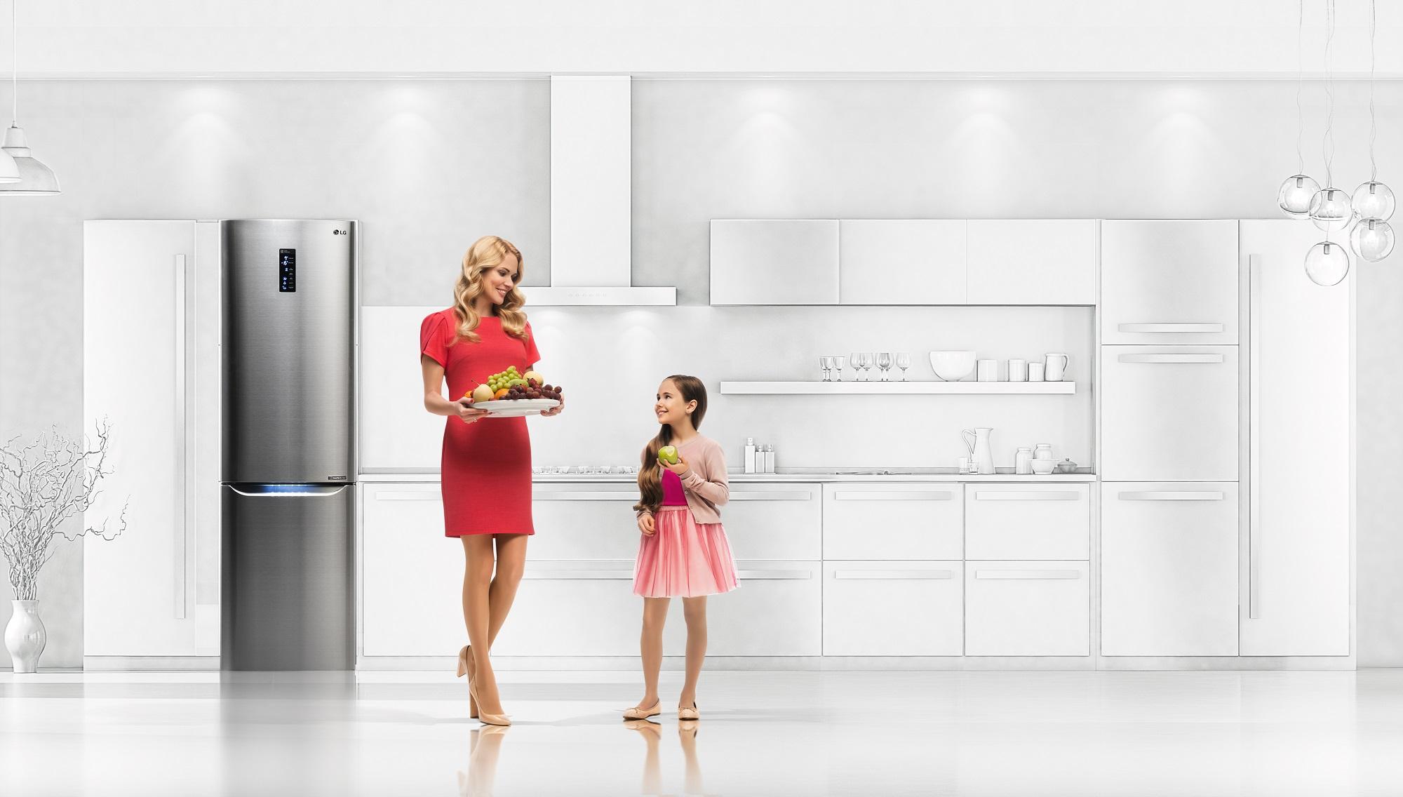 LG Electronics проводит кампанию «Невидимые технологии заботы»   галерея [1] фото [1]