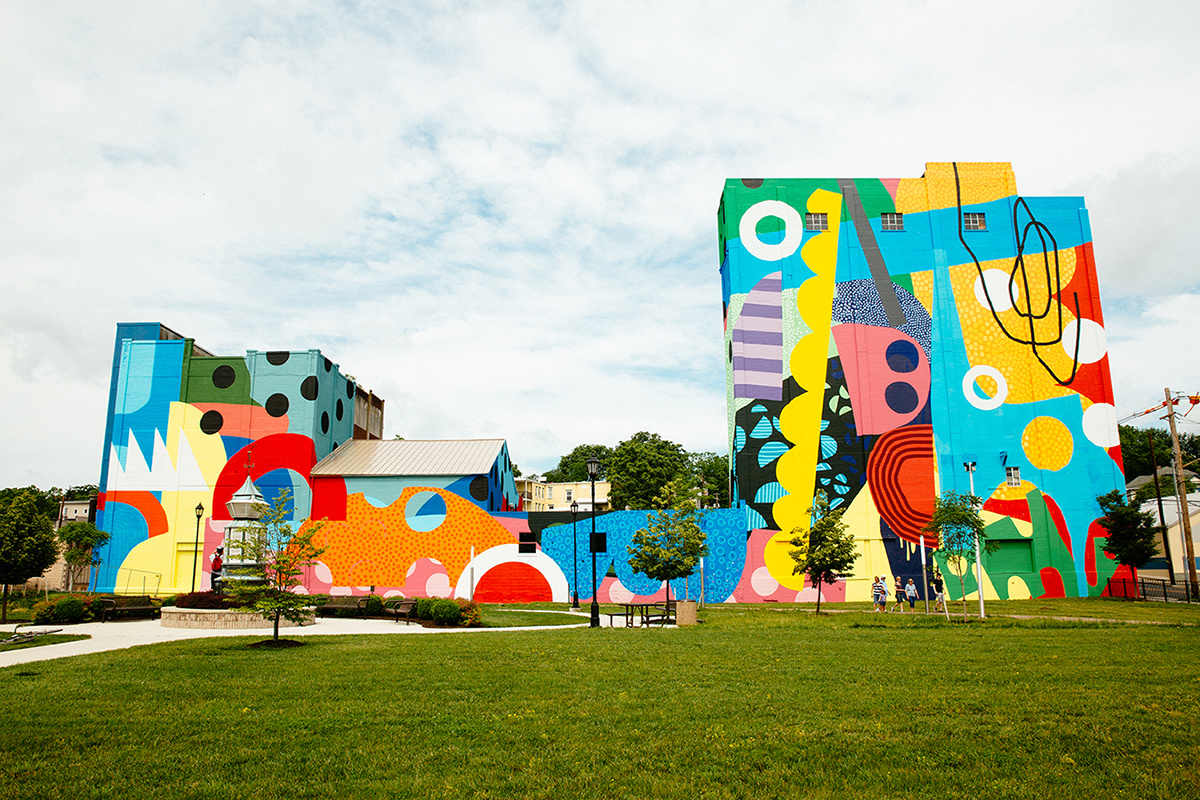 Стрит-арт в большом городе (галерея 54, фото 4)