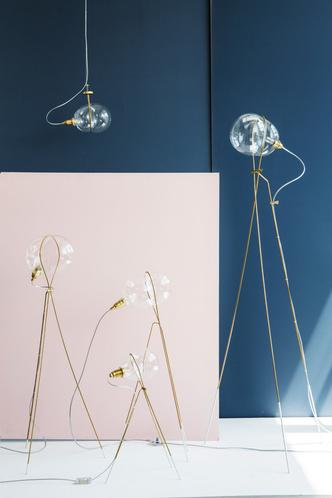 Мыльные пузыри от израильского дизайнера