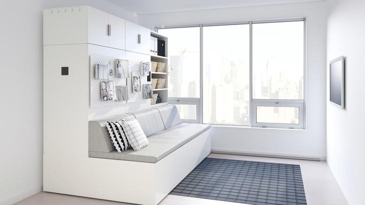 Новый диван-трансформер ИКЕА (фото 0)