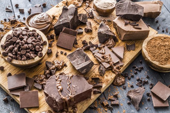 Что происходит с телом, когда вы едите три плитки шоколада в месяц? (фото 3)